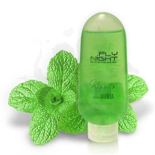 Lubricante Comestible Menta 100 ml
